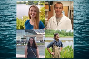 VA Water Center 2019 Student Competitive Grant Award Recipients