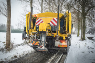 Why Some are Salty About Winter Roads: Road Salt and Stream Salinization