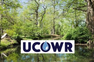 Dr. Sample and Dr. Easton Recognized with UCOWR Career Awards