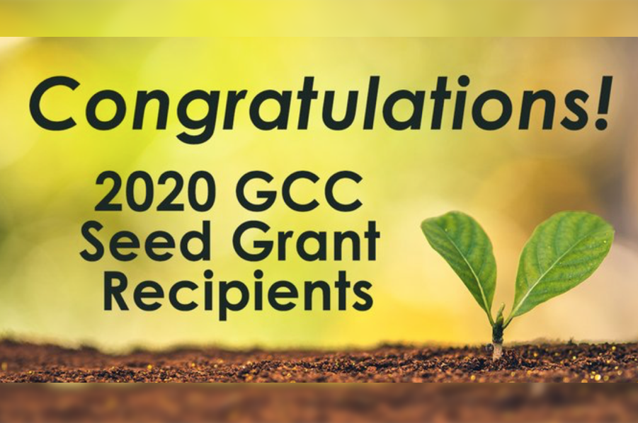 Water Center Faculty Receive 2020 Global Change Center Seed Grant