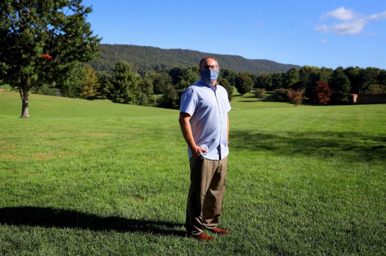 Human Dimensions of Water: Luke Juran Brings Water Science Home to Va